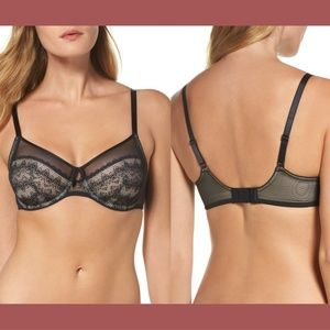 NEW$84 Chantelle Revele Moi Perfect Fit Underwire